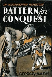 Pattern for Conquest pb cover