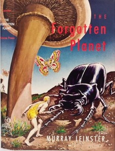 The Forgotten Planet beetle cover
