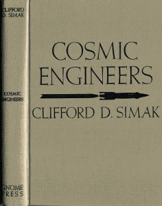 Cosmic Engineers tan cover