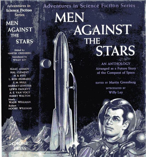 Men Against the Stars front