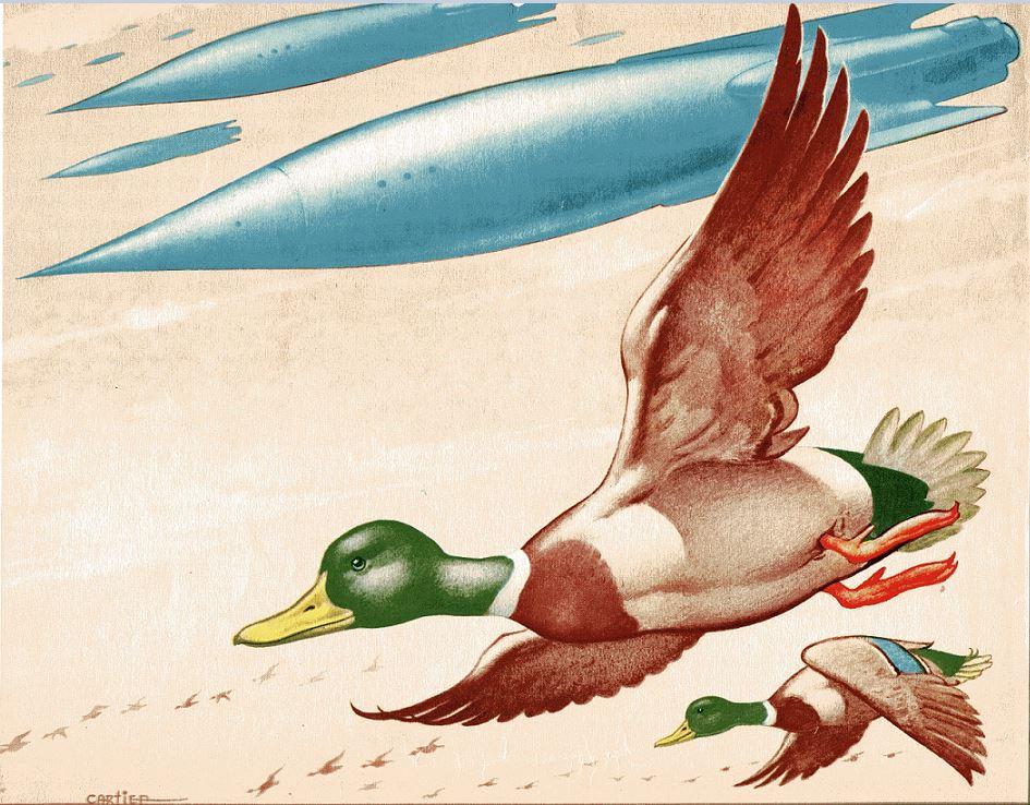 1952 Gnome Press Calendar Fall