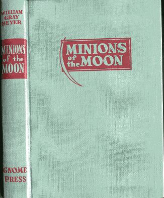 Minions of the Moon cover