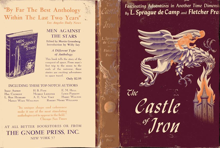 The Castle of Iron cover