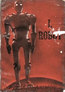 I, Robot pb cover
