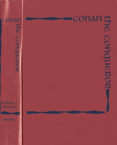 Conan the Conqueror front cover
