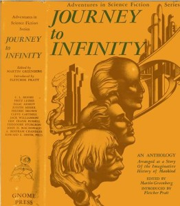 Journey to Infinity jacket cover