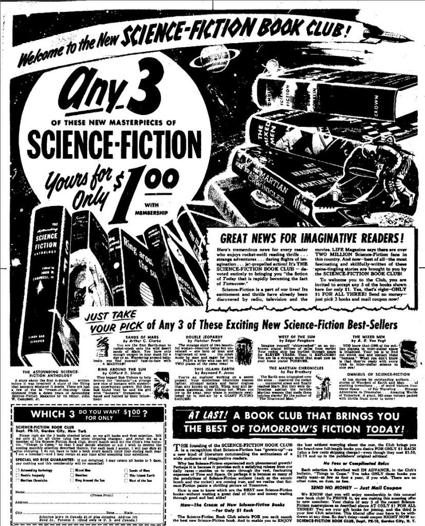 SFBC ad Long Beach Independent Press Telegraph Oct. 18, 1953 130