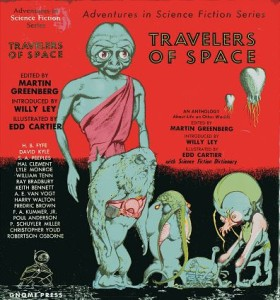Travelers of Space Greenberg front cover