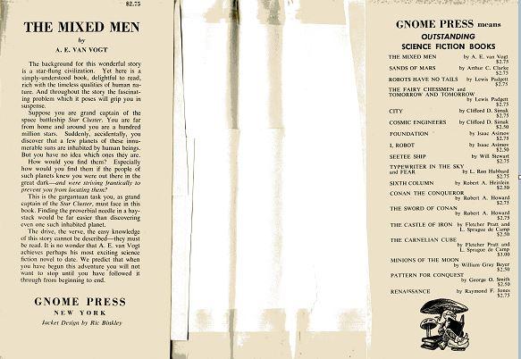 The Mixed Men jacket flaps