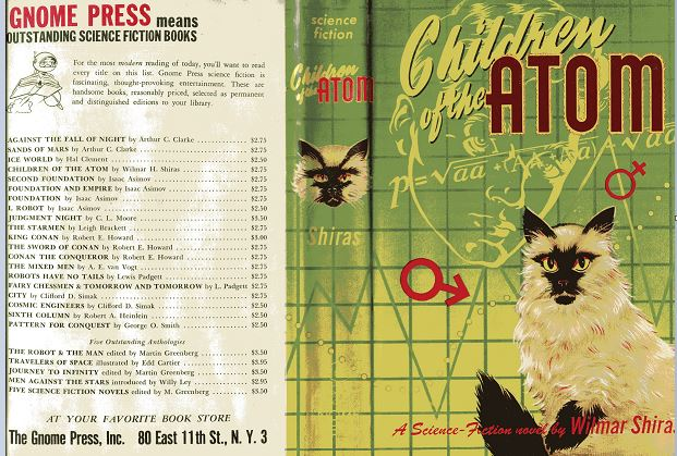 Children of the Atom jacket front