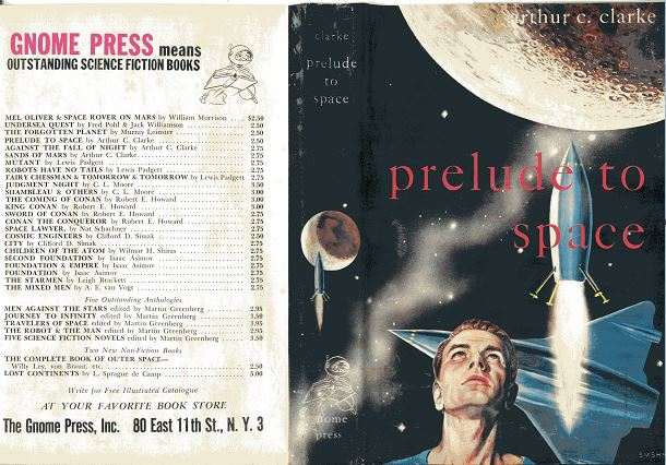 Prelude to Mars jacket front
