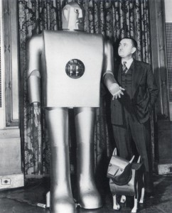 Elektro and Sparko Westinghouse 1939 World's Fair
