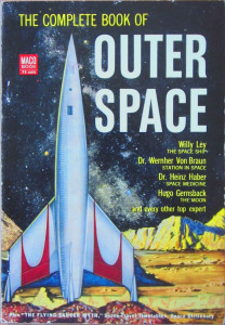 The Complete Book of Outer Space Maco 1953
