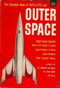The Complete Book of Outer Space Maco 1957