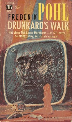 Drunkard's Walk Ballantine cover