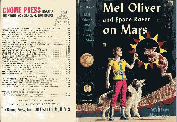 Mel Oliver jacket cover