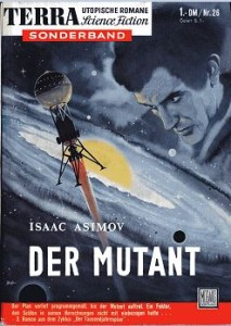 DER MUTANT (FOUNDATION AND EMPIRE)