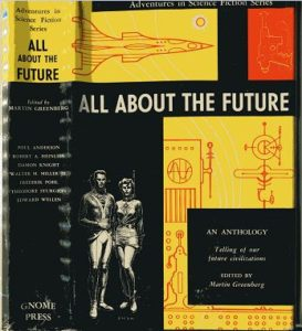 All About the Future front jacket cover