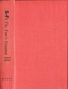 Merril SF 56 red cloth