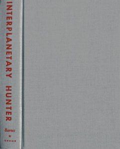 Interplantary Hunter gray cloth cover